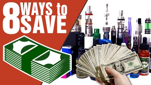 How to Save Money while Vaping