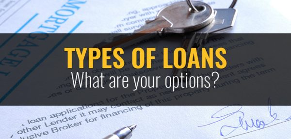 What are the Different Types of Loans?